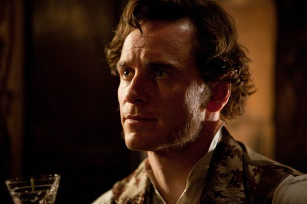 Micheal Fassbender-- as Mr. Rochester in Jane Eyre