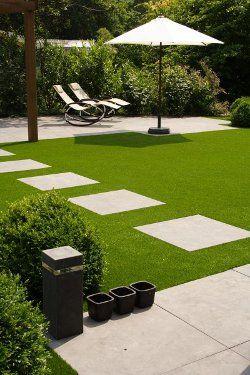 kleine tuin met gras - Google zoeken