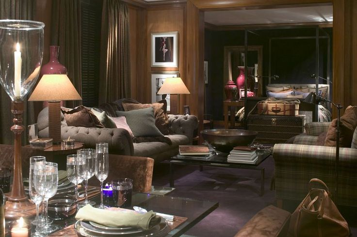 Mens Wear Inspired Interiors | Unexpected Interiors: Menswear Inspired  Interiors