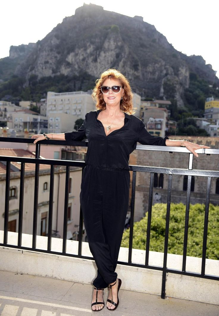 69-летняяСьюзан Сарандонстала посланницей красоты L'Oreal Paris : Сьюзан Сарандон / фото 2