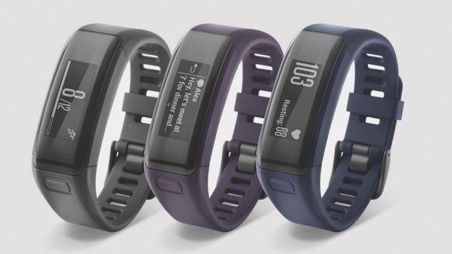 Vivosmart  HR la nueva pulsera wearable de Garmin con pulsómetro no te lo pierdas!