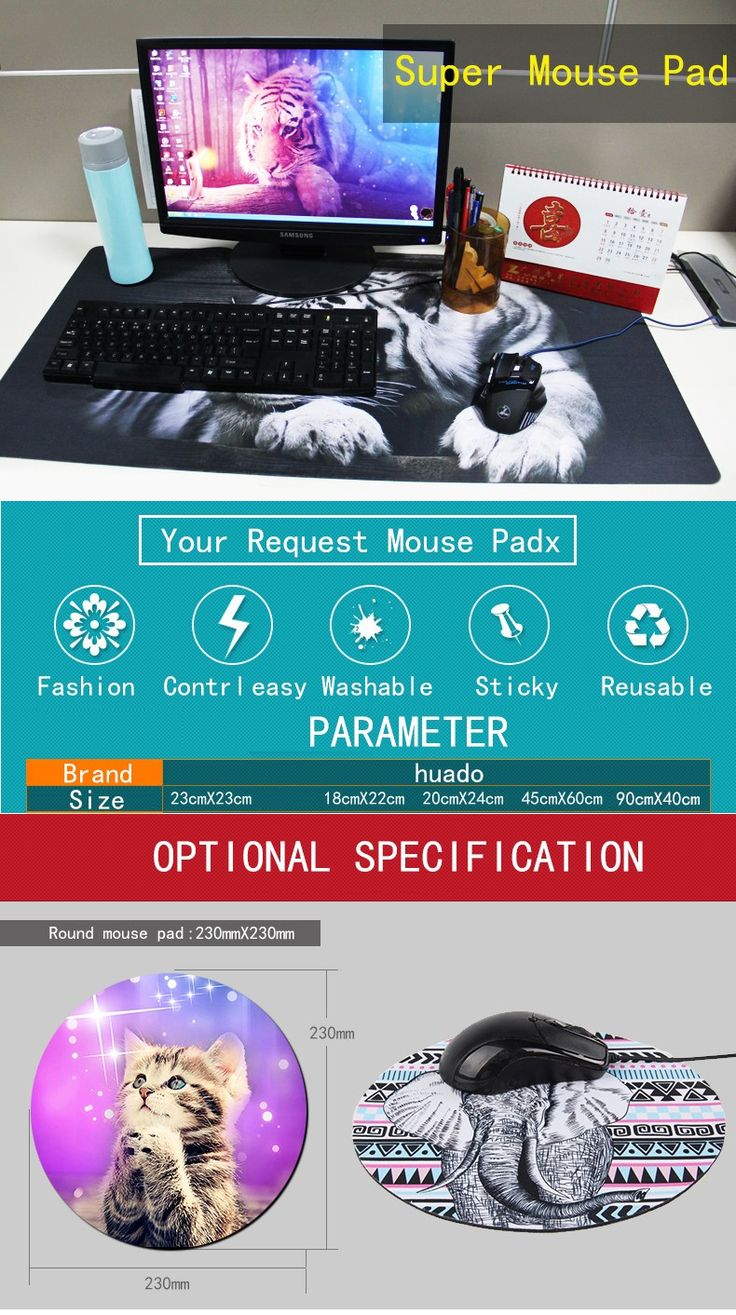 mouse pad 900r XL Ultra Large Size  Anti-Slip Mouse pad  for PC Computer Laptop Notbook Gaming Mouse Pad Gaming Mat Red