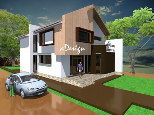 proiecte case, constructii, design: Locuinta individuala, cod 09Li