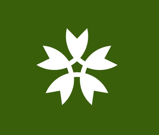 100 Examples of Japanese Municipal Flags | Media design