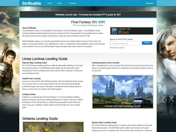 Final Fantasy 14 Mastery Guide - Strifeable Xiv - http://www.vnulab.be/risk/final-fantasy-14-mastery-guide-strifeable-xiv