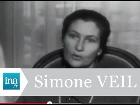 Simone Veil explique la loi sur l'avortement, 13 novembre 1974