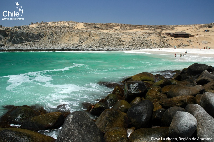 Come to Chile and fall in love with our beaches! <3