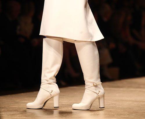 Stivali bianchi Laura Biagiotti