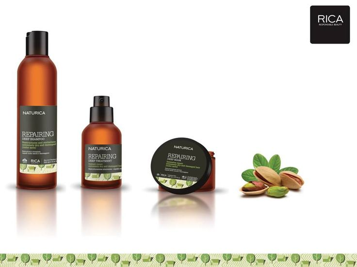 #Repairing Deep For very dry and damaged hair, the products of the Repairing Deep line restructure and revitalize the hair in depth.Complex formulas with basic active ingredients such as Sicilian Olive Oil, Pistachio Oil, along with Ceramide, Proteins, Vitamins and Keratin extract. #naturica #ricaspa #haircare #responsiblebeauty