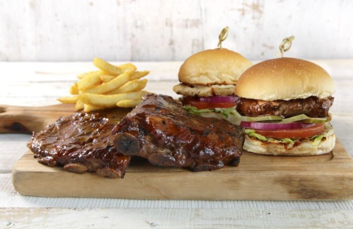 Best Ribs and Burgers located in Neutral Bay. Mouth Watering!