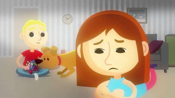 «Μίλα»: Βίντεο για παιδιά 9-13 ετών τους εξηγεί τι είναι η σεξουαλική κακοποίηση