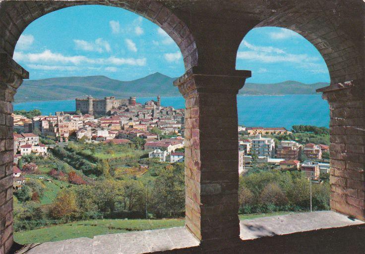 Bracciano (Italy) - Postcard