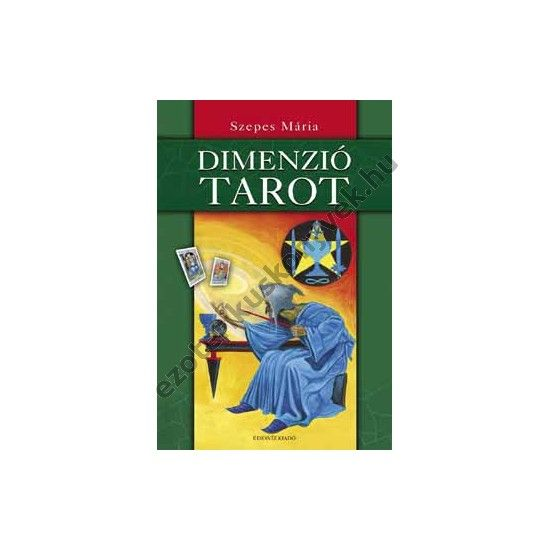 Szepes Mária: Dimenzió-tarot kártya