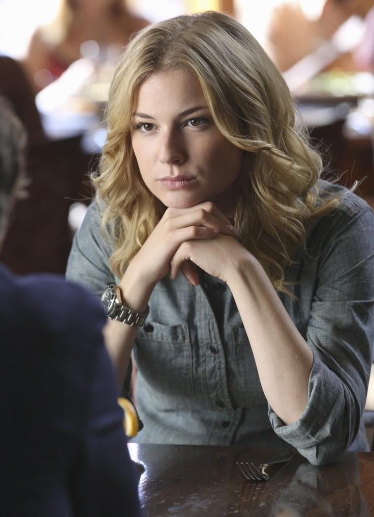 """Emily Thorne from ABC's """"Revenge""""."""