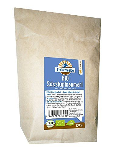 The Product Erdschwalbe Organic Sweet lupine flour 1kg  Can Be Found At - http://vitamins-minerals-supplements.co.uk/product/erdschwalbe-organic-sweet-lupine-flour-1kg/