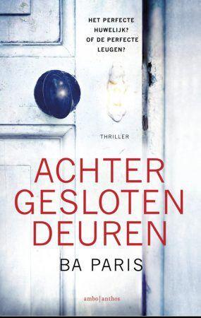 Nieuw Boek: Achter gesloten deuren (bestel je boek hier!)