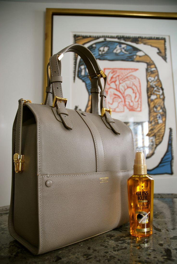 perfect bag for a winter look..., read more at www.hotasice.com/en/blog
