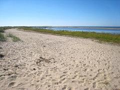 The Letto beach in Kalajoki in Finland