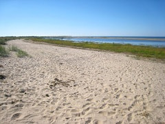 The Letto beach in Kalajoki in Finland