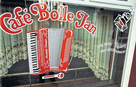 Jan Bolle Cafe...for Rene Froger covers - Rembrandtplein