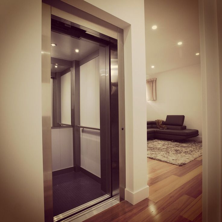 Genius home lift with automatic doors by #jpslifts