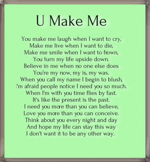 ☮ * ° ♥ ˚ℒℴѵℯ cjf | Long love poems, Love poem for her
