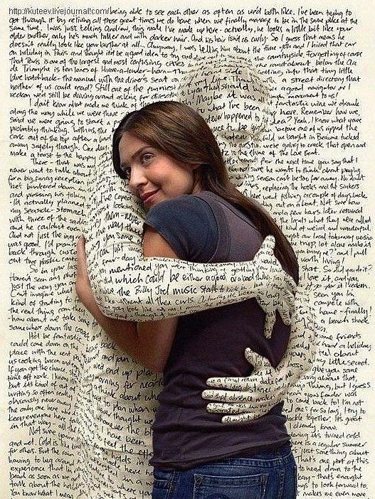 abbraccio scrittura - Cerca con Google