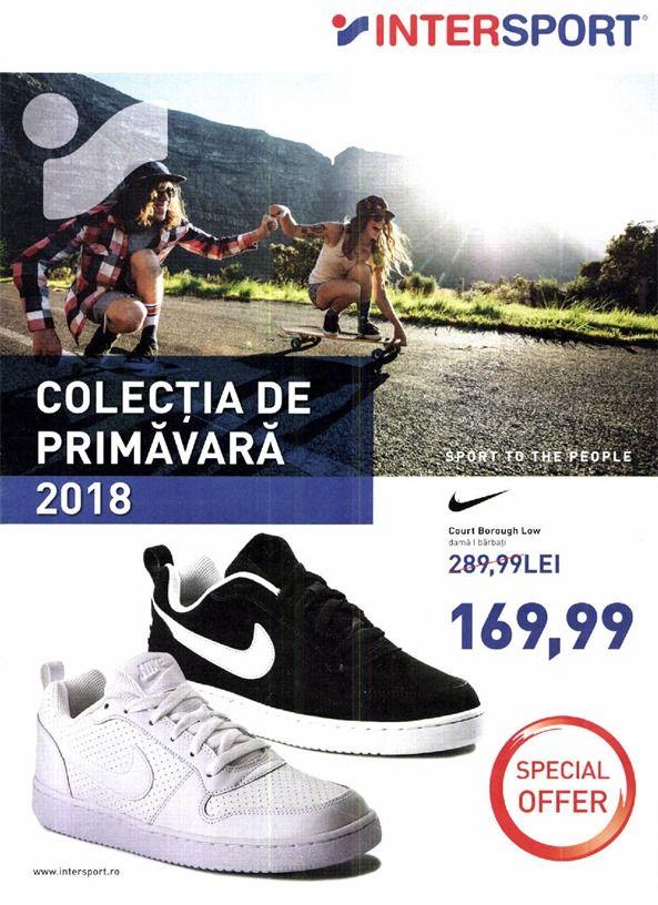 21d614aad3d Catalog Intersport Colectia de Primavara 2018