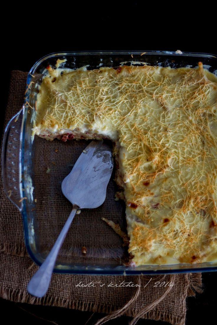 HESTI'S KITCHEN : yummy for your tummy: Macaroni Schotel