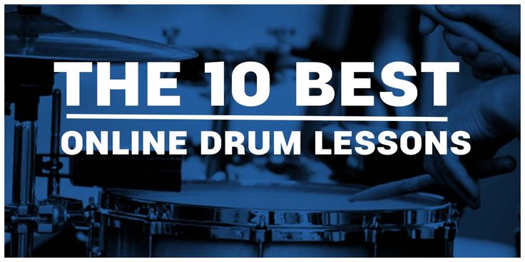 We all know that drumming is fun - but it gets even better when you start learning it. Here are the best online drum lessons available on the market.