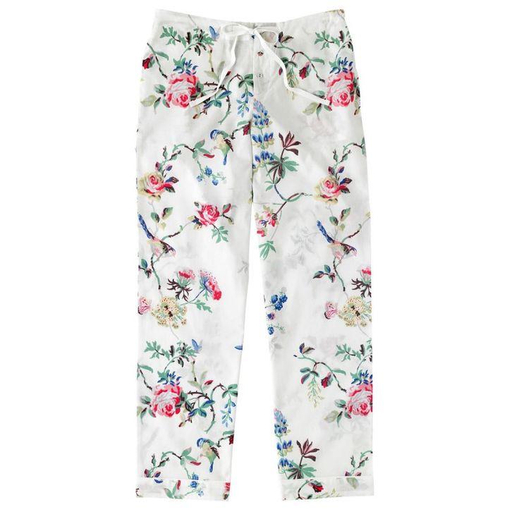 Cath Kidston Pyjamas/Mysbyxor Birds and Roses