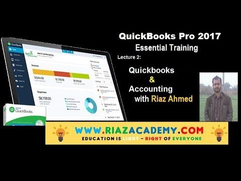 35 best riazacademy images on pinterest learning onderwijs and learn quickbooks pro 2017 lecture 2 quick books and accounting fandeluxe Choice Image