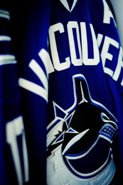 Believe in Blue. Go Canucks Go. #VancouverBC