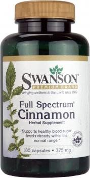 My review of Swanson Full Spectrum Cinnamon 375mg, 180 Capsules - http://alternative-health.kindle-free-books.com/my-review-of-swanson-full-spectrum-cinnamon-375mg-180-capsules/