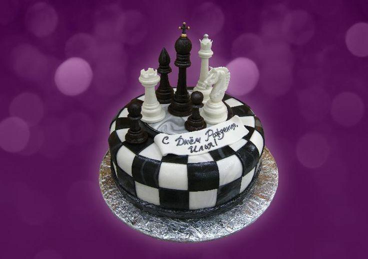 Коллекция искушений, Торт Шахматы, торт на юбилей, торт на день рождения, торт на праздник #cake #authorcake #купитьторт #тортназаказ #тортнаюбилей #тортмосква #торт #шахматы #тортшахматы