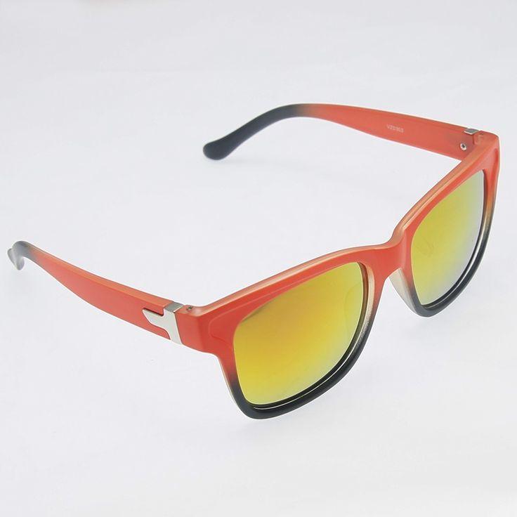 Cool Me Color Fun #Sunglasses - Orange Jelly