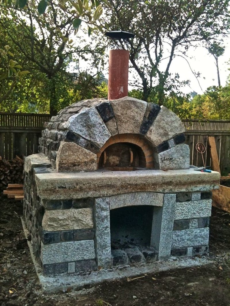 how to make a pizza in the benzer pizza oven