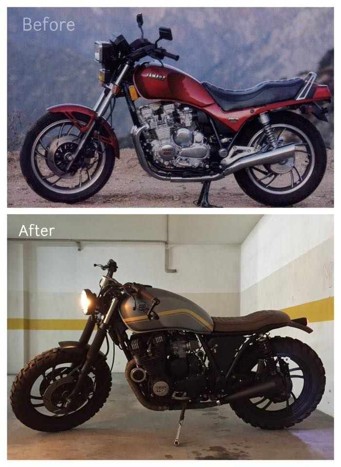 71 best yamaha xj650 images on pinterest custom bikes. Black Bedroom Furniture Sets. Home Design Ideas