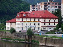 říční přístavy ČR