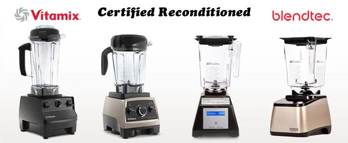 REFURBISHED VITAMIX & BLENDTEC ~ COST EFFICIENT Blender Babes is dedicated to helping our community decide which blender model is the BEST choice for you