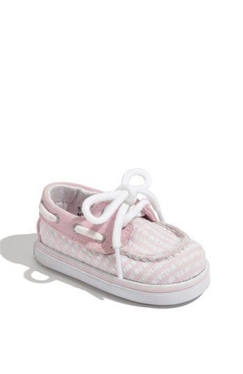 Little baby Sperry Top-Siders.  So cute, so ordered for Charlotte's spring wardrobe :)