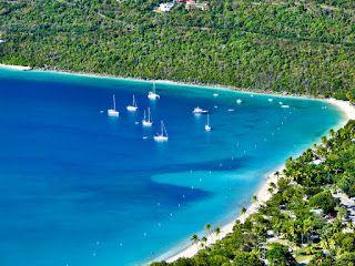 Just Go #JustGo - Sanderlei: Ilhas Virgens Americanas VI - Caribe