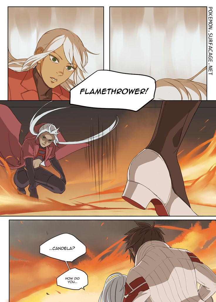 Pokemon Go | Team Leaders (Part 4) by surfacage.tumblr.com