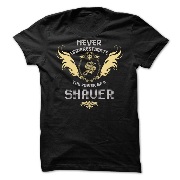SHAVER Tee