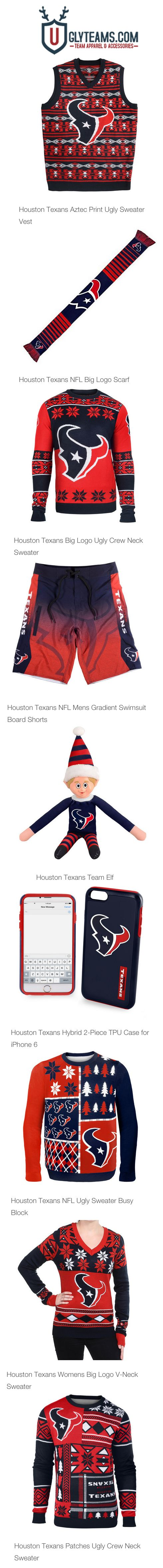 Houston texans ultimate fan gift guide from uglyteams com