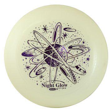 Frisbee original Ultimate phosphorescent 175gr. Wham-o