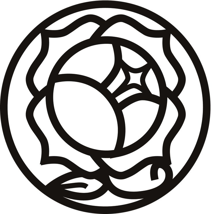 Rose Crest, the design we can find as a duellist ring emblem.
