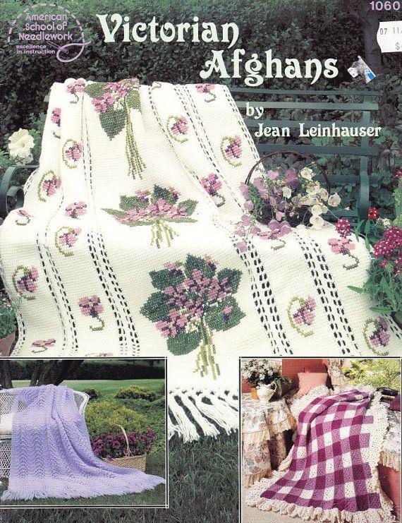 Lujo Patrones Afganos A Crochet Colección - Ideas de Patrones de ...