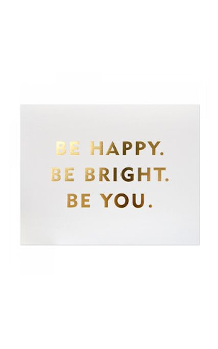iPhone or Android Be happy, be bright, be you background wallpaper selected by ModeMusthaves.com