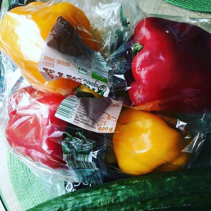 Sieht der Gemüsekorb nicht schön aus? #cleaneating #abnehmen #intermittentfasting #abnehmen2016 #diet #diät #almased #sport #weightloss #yokebe #sizezero #sz2k16 #summer2016 #summer #abgerechnetwirdamstrand by monas_tagebuch